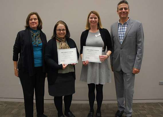 Skokie Community Foundation awards grant for Let's Talk About It